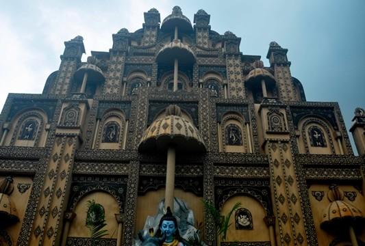 Durga puja pandal at bomikhal bhubaneswar reportodisha the celebration gallery altavistaventures Images