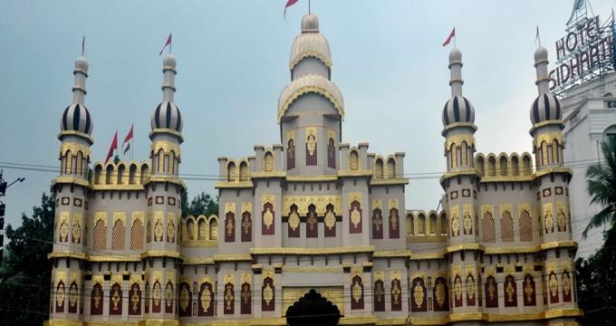 Durga puja pandal at nayapali bhubaneswar reportodisha the celebration gallery altavistaventures Images