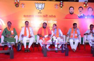 PM will address a rally in Odisha