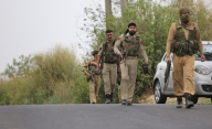3 militants killed, 5 security men injured in J&K gunfight