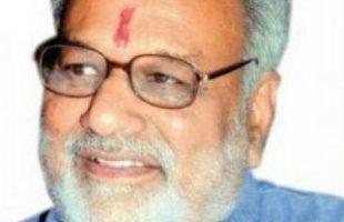 Ganeshi Lal to replace Satya Pal Mallik