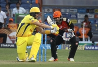 Chennai Superkings beat Sunrisers Hyderabad