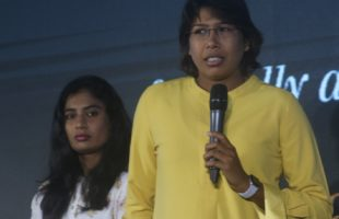 biopic on India's veteran medium pacer Jhulan Goswami.