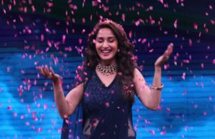 Madhuri Dixit the lady with the golden smile