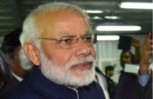 Modi greets on Telangana Statehood day