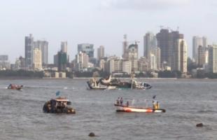 Floating restaurant Mumbai sank
