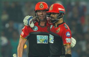 Kohli bids emotional farewell to 'brother' de Villiers