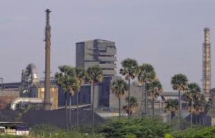 Sterlite copper smelter plant