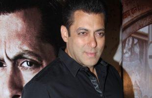 Salman khan on Race 3