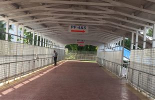 New Foot Over Bridge (FOB) at Bhubaneswar Railway Station ready in record 150 days