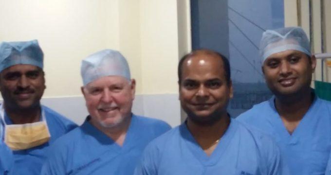 KIMS Doctors replace valve