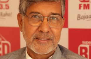 Kailash Satyarthi on children issues
