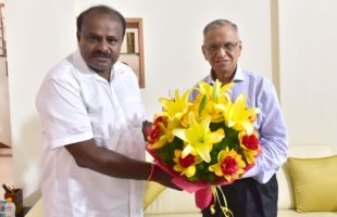 Narayan Murthy is sought by Karnataka CM