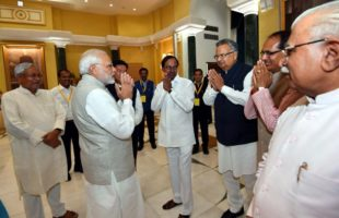 Central schemes no longer limited to certain people, reaching all: Modi