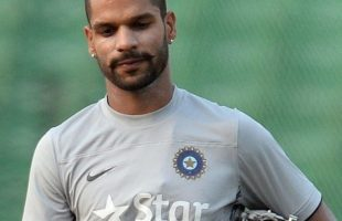 Shikhar Dhawan and Murali Vijay moved up the ladder in the ICC Test rankings