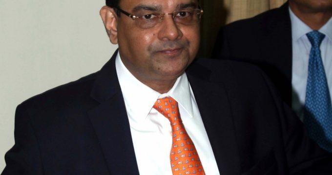 Urjit Patel and members of Parliamentary Standing Committee