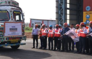 Tata Steel starts despatch of Tata Tiscrome from its Gopalpur Plant