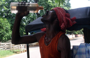 Intense heat wave condition in the past 48 hours has disrupted the normal life in different parts of Odisha