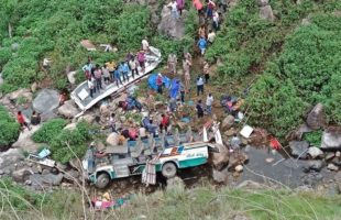 45 killed in Uttarakhand accident