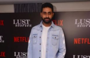 Abhishek Bachchan on social media