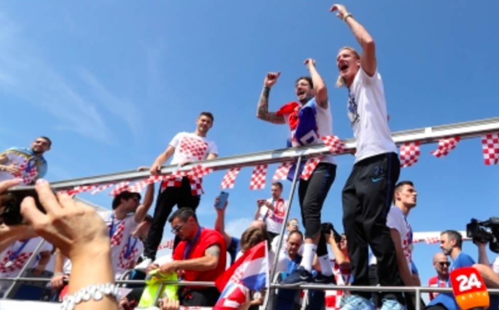 Croatia's national football team