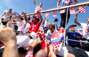 Croatia's national football team