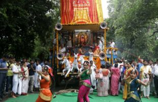 Lord Jagannath's 'Bahuda Yatra' celebrated across Bengal