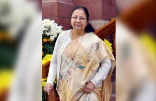 Sumitra Mahajan on Modi Government