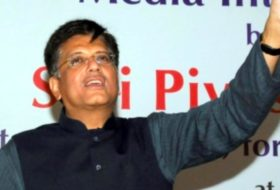 Union Minister of State (Independent Charge) for Power, Coal and New and Renewable Energy and BJP leader Piyush Goyal on Western Railways