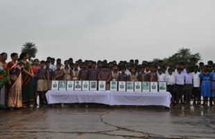 The Amarda Road Crash Memorial Service At Rasgovindpur Airstrip