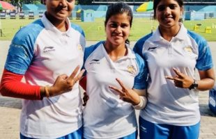 Indian women archers take Asiad silver