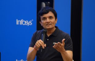Infosys CFO Ranganath resigns, search for successor soon