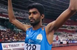 Asiad 2018: Johnson clinches men's 1500 gold