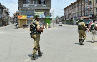 Separatist shutdown affects life in Kashmir Valley