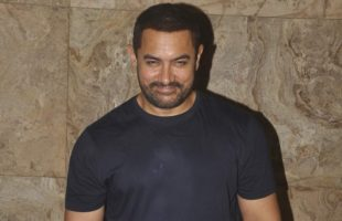 To see myself on poster with Big B a dream come true: Aamir Khan
