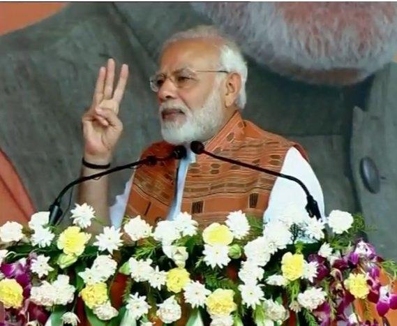 Corruption has become identity of Odisha government: Modi