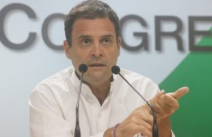 Rahul attacks Modi government, says an ideology being imposed on education system