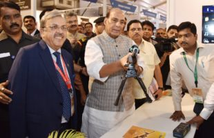 Government to put in place drone policy soon: Rajnath