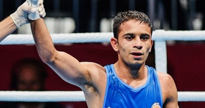 Asiad 2018: Amit bags gold in men's boxing