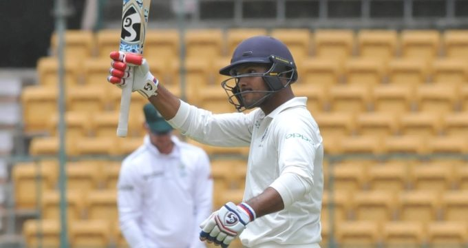 Indian squad for West Indies series announced