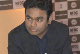 Rahman enjoys directing SRK for music video