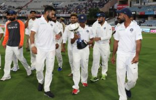 2nd Test: India crush West Indies by 10 wickets, seal series 2-0