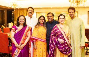 Isha Ambani, Anand Piramal to wed on December 12 in Mumbai