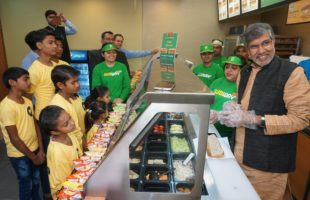 Healthy diet amplifies self-esteem of kids: Kailash Satyarthi