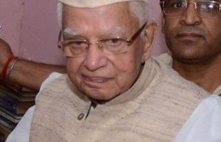 Former Uttarakhand, UP Chief Minister N.D.Tiwari dead