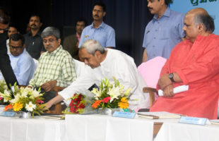 Odisha CM launches early warning dissemination system and mass message system