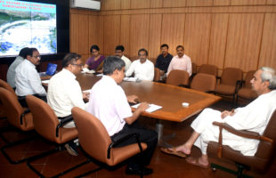 Odisha Chief Minister asks officials to expedite the restoration and rehabilitation works in the cyclone affected areas: