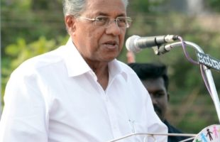 Kerala CM vows to protect devotees' rights, blasts Congress, BJP