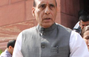 Congress playing with national security with Rafale charges: Rajnath