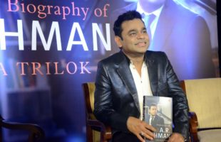 'Notes of a Dream...' has been a journey for me: A.R. Rahman